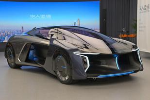 高合全新车型曝光:定位纯电轿跑,将于下半年正式亮相