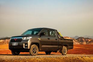 五菱征途正式开启预售:推2款车型,售5.98-6.38万元