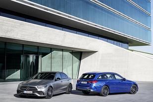 设计、科技统统满上,全新一代奔驰C级正式亮相