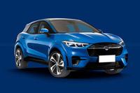 基于MEB平台打造,福特将推出全新小型纯电SUV车型