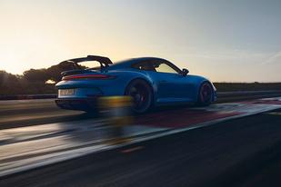 纽北6分59,全新一代911 GT3圈速的秘密都在这