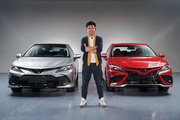 广汽丰田新款凯美瑞,里外究竟改了什么?