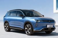 定位新派+智能的纯电SUV 威马W6将3月1日开启预售