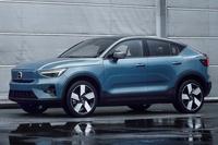 纯电轿跑SUV新秀/明年入华 沃尔沃C40 Recharge发布