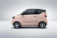 宏光MINI EV将推升级车型 马卡龙三色齐发太萌了