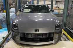 还原概念车设计,量产版日产Z400实车图片曝光