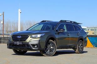 推2.5L三款车型 斯巴鲁新一代傲虎售31.28万起
