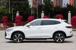比亚迪把宋PLUS定义为中型SUV,从车身尺寸来看,它还是名正言顺的。