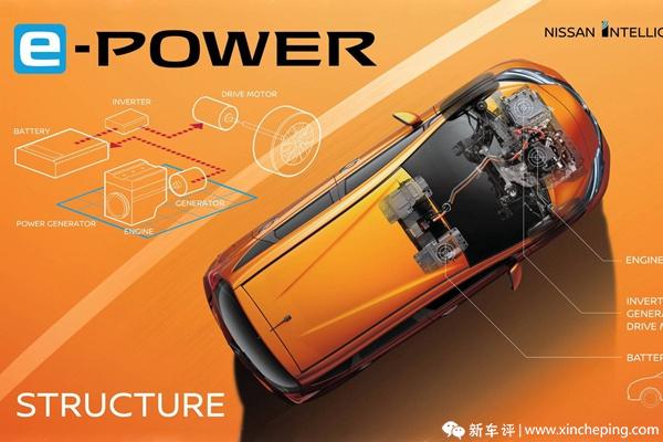 热效率50%?日产这套e-POWER混动系统是要摩擦两田吗?