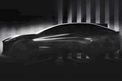 雷克萨斯公布纯电概念车预告图 新车将于3月30日正式亮相