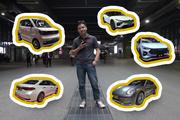 凡尔赛本赛?这届上海车展新车奇怪的名称可太多了!