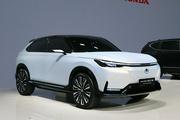 2022年春季量产上市 本田H标首款纯电SUV原型车亮相