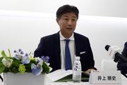 访本田中国井上胜史:中国市场电动化最先进