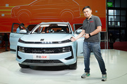 上海车展看新车 为什么说思皓售价8-13万很良心