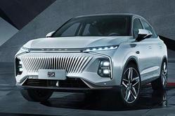 全新设计语言上身,荣威全新SUV鲸即将登陆上海车展
