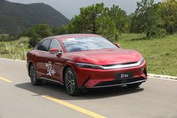 车机性能及电动尾门双升级,比亚迪推出智享升级包