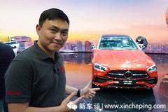 上海车展看新车 卖标和卖颜值的奔驰C级改款重要吗?