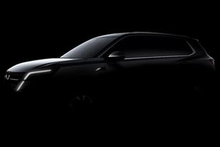 再一次向上突破,银标五菱全新SUV车型曝光