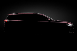 2833mm超长轴距,别克宣布昂科威Plus将于4月18日首发