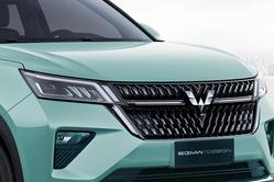 银标五菱再放大招,全新SUV车型即将亮相本届上海车展