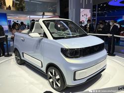15万人民币起,五菱宏光MINI EV将以CKD形式出口欧洲