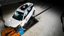 得分率91%五星评价 广汽传祺GS4 C-NCAP碰撞测试成绩出炉