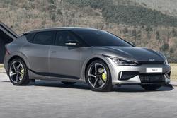 E-GMP电动架构新作/GT版本跑味足 起亚EV6家族亮相