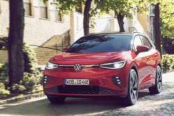 纯电动高性能车型迎来首秀,大众ID.4 GTX正式亮相