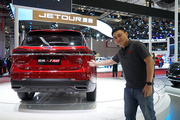 不止是尺寸加大这么简单 上海车展看长安欧尚X7 PLUS