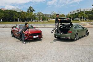 优雅Sportback 硬刚 肌肉Pony car,个性跑车这样选