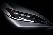 雷克萨斯上海车展:新款ES将全球首发/概念车LF-Z首展