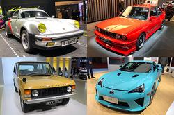 上海车展上这些厂商精挑细选的车,你们都去看了吗?