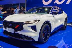 2021上海车展:福特EVOS全球首秀,定位中大型SUV