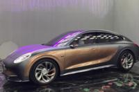 更大档次更高,欧拉全新车型闪电猫即将亮相上海车展