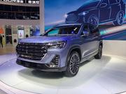 2021上海车展:捷途X90 PLUS亮相