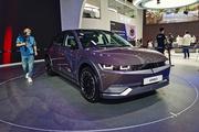 放大招了!现代纯电品牌IONIQ携新车IONIQ5亮相上海车展
