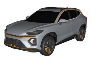 全新产品加入,全新捷途SUV谍照曝光,或命名捷途X50