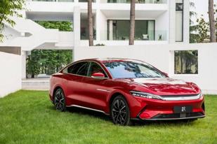 全球第一季度电动车销量排行 国产加油