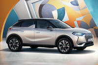 豪华纯电SUV新军/进口身份 DS 3上市售31.33-33.33万