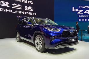 将采取同堂销售策略,广汽丰田汉兰达新车信息曝光