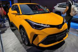 减少汽油版/重点推混动 广汽丰田新款C-HR配置曝光
