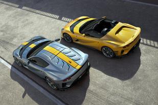 你就是最后的V12 ?法拉利812 Competizione正式发布