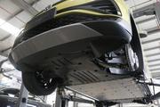 传统车企造电动车有什么特别之处?大众ID.4X底盘解析
