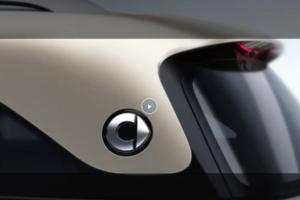 smart纯电SUV概念车9月首发 2022年下半年上市