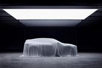即将于2022年完成量产,极星首款纯电动SUV轮廓图曝光