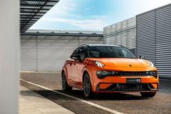 宽体小钢炮登场,领克02 Hatchback正式上市 售17.68万起