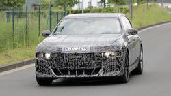 有劳斯莱斯内味了 全新宝马7系概念车9月7日发布