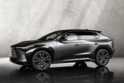 丰田纯电SUV BZ4X:量产版将于年底亮相,明年正式上市