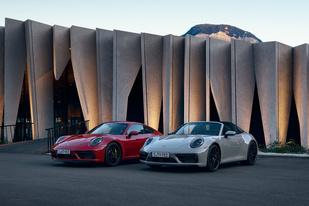 兼顾动力和实用性 全新保时捷911 GTS系列发布