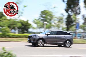 标致4008性能测试:212匹的法系SUV,零百加速能有多快?
